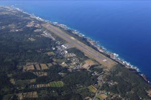 屋久島空港滑走路延伸について
